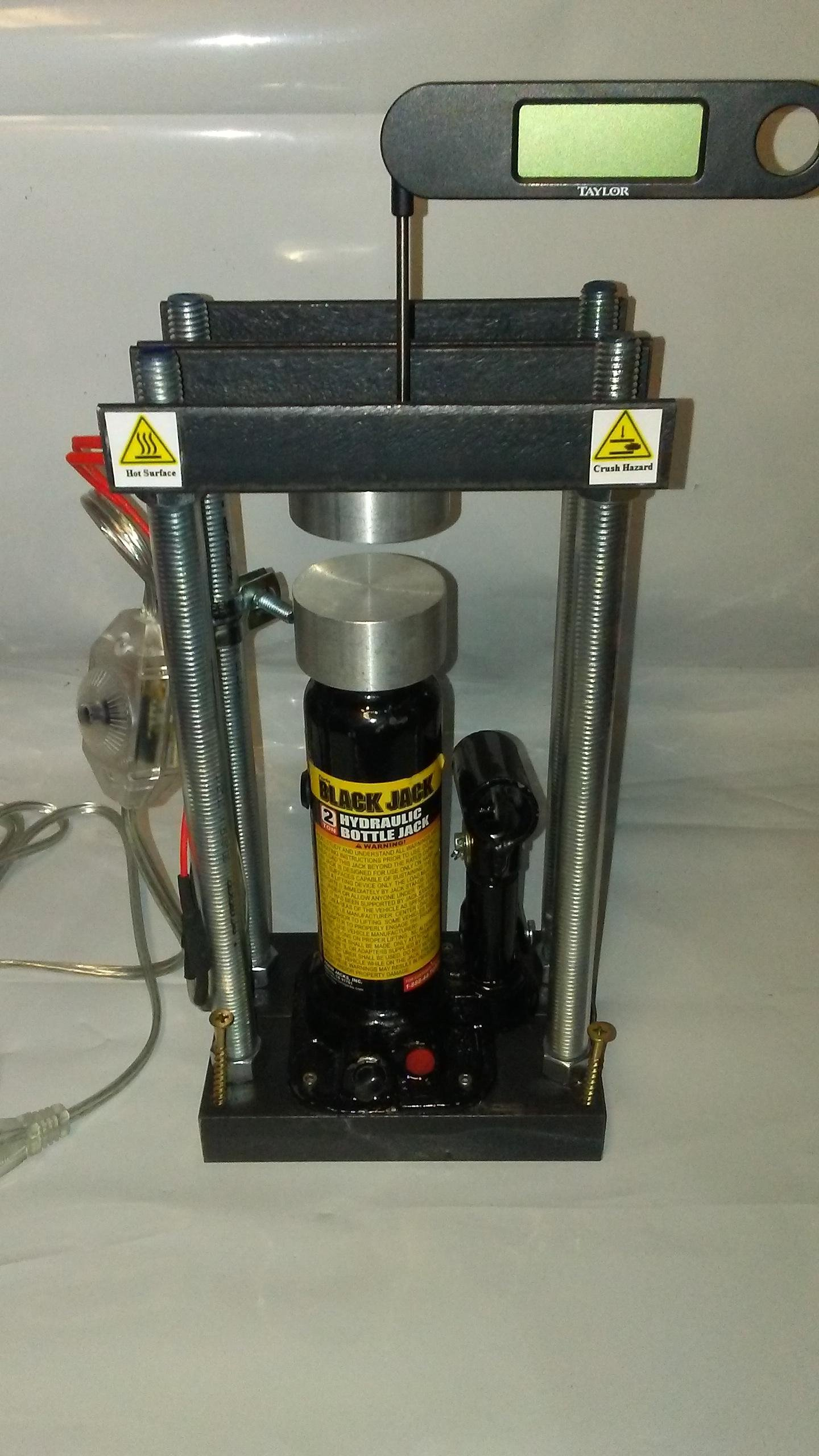2 Ton Personal Heat Press by 2 Ton Personal Heat Press