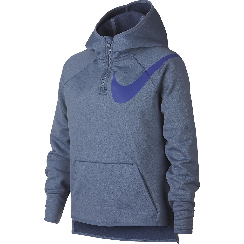 Nike G Nk Thrma Hz Plush, Felpa Bambine