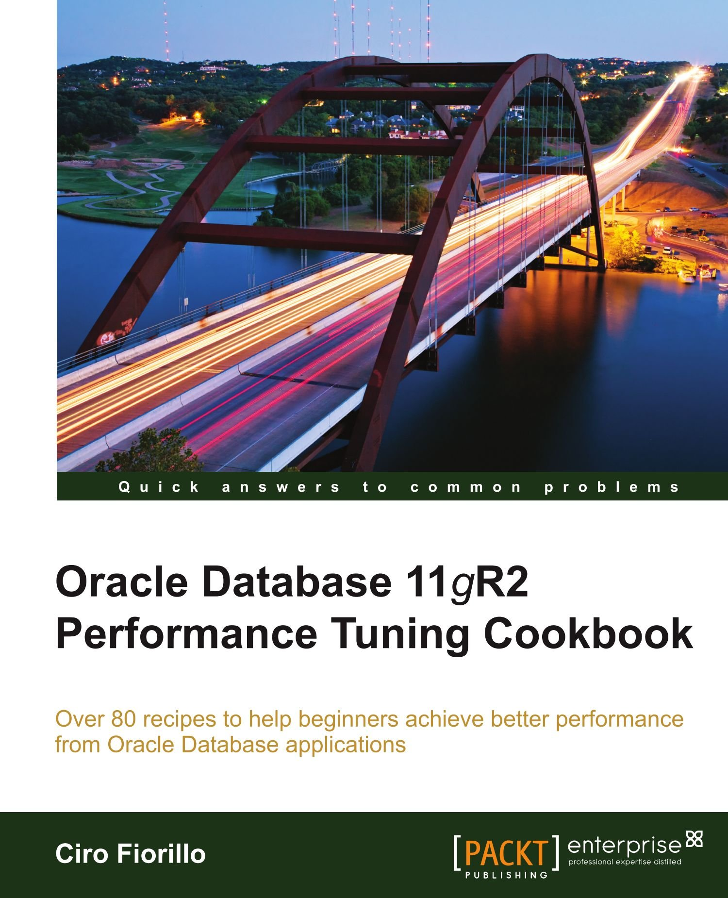 Oracle Database 11gR2 Performance Tuning Cookbook: Ciro Fiorillo ...