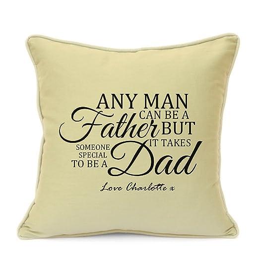 Personalizable para papá Padre regalo de cumpleaños regalo ...
