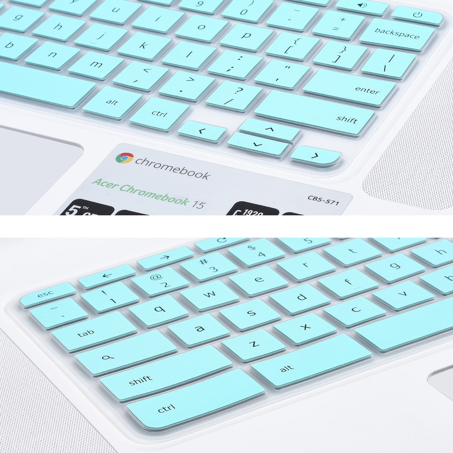 Keyboard Cover Skin Compatible Acer Chromebook R 11 Cb5 132t Cb3 131