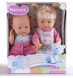 Nenuco - Set de muñecos (Famosa 700012950)