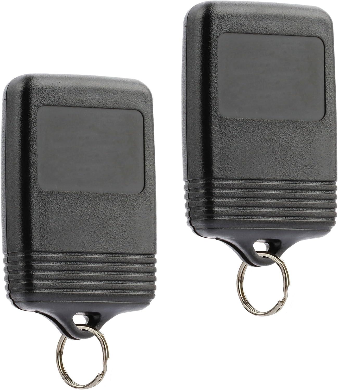 Car Key Fob Keyless Entry Remote fits Ford Expedition Freestar Windstar//Lincoln Blackwood//Mercury Monterey CWTWB1U551 Set of 2