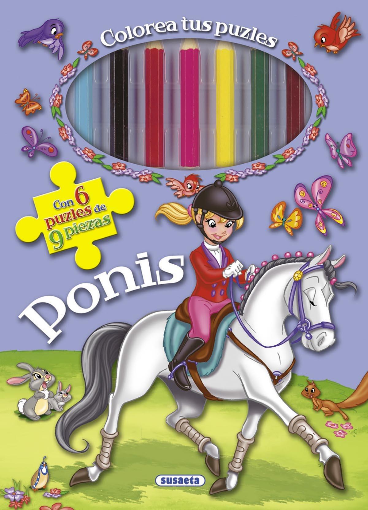 Read Online Ponis PDF
