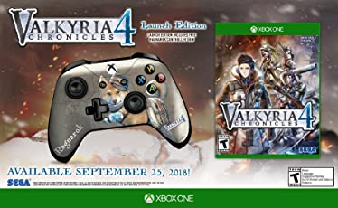 Valkyria Chronicles 4 for Xbox One - Standard Edition