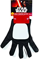 Star Wars Force Awakens Adult Flametrooper Costume Gloves