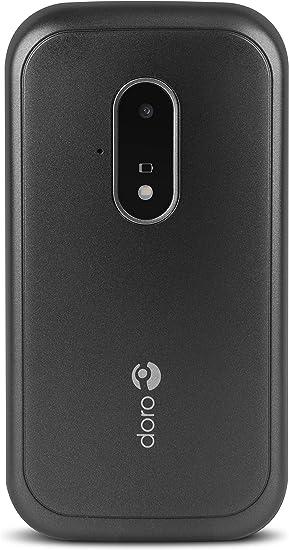 Doro 7030 Desbloqueado Dual SIM 4G fácil de Usar Clamshell ...