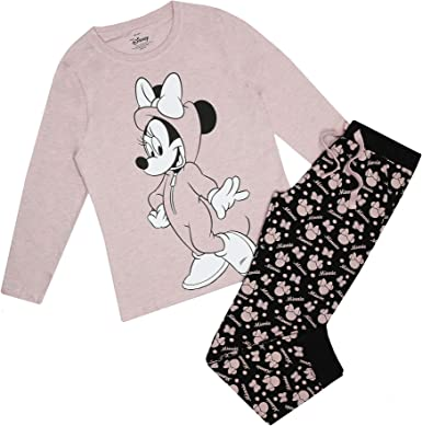 Disney Minnie Mouse Onesie Pyjama Set Juego de Pijama para ...