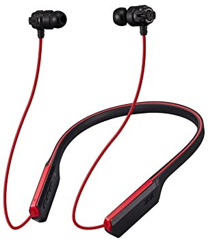 JVC Auriculares estéreo inalámbricos ha-fx11 X bt-z (negro & rojo)