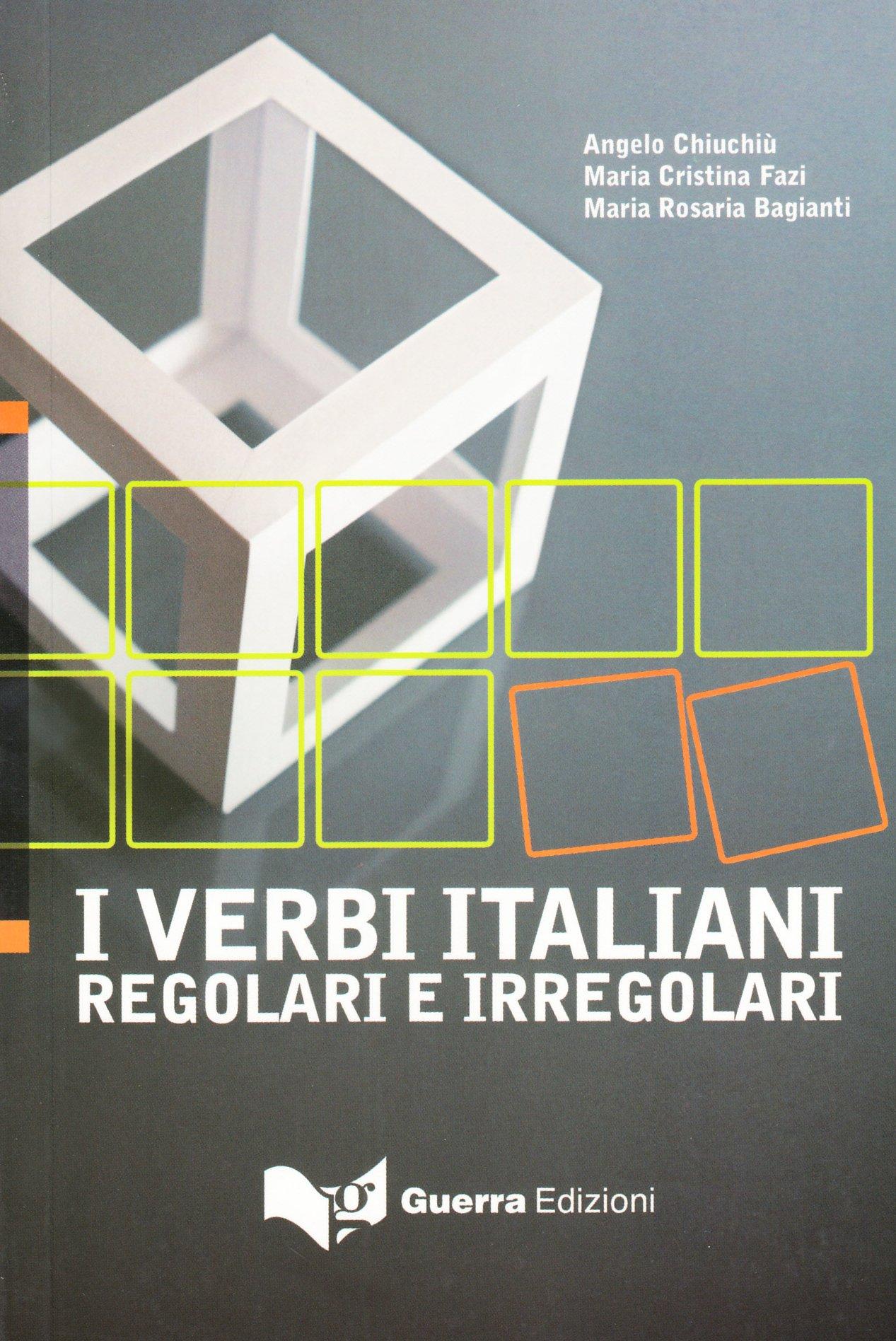 Italian Verbs: I Verbi Italiani (Italian Edition) pdf