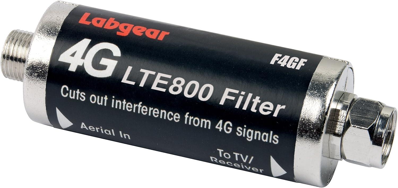 Slx 19165f 4g Filter F Steckverbinder Für Tv Kabel Elektronik
