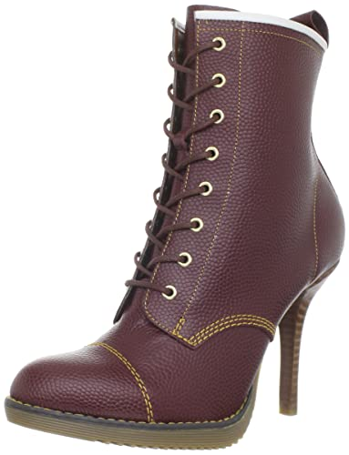 19542a94688 Dr.Martens R14614 Women s AUBRECIA Boots - UK Size  9 F(M)  Amazon ...