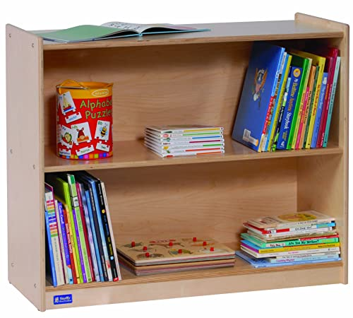 Steffy Wood Products 2-Shelf Storage