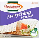 Manis Matzo Everything - 10 Oz Pack