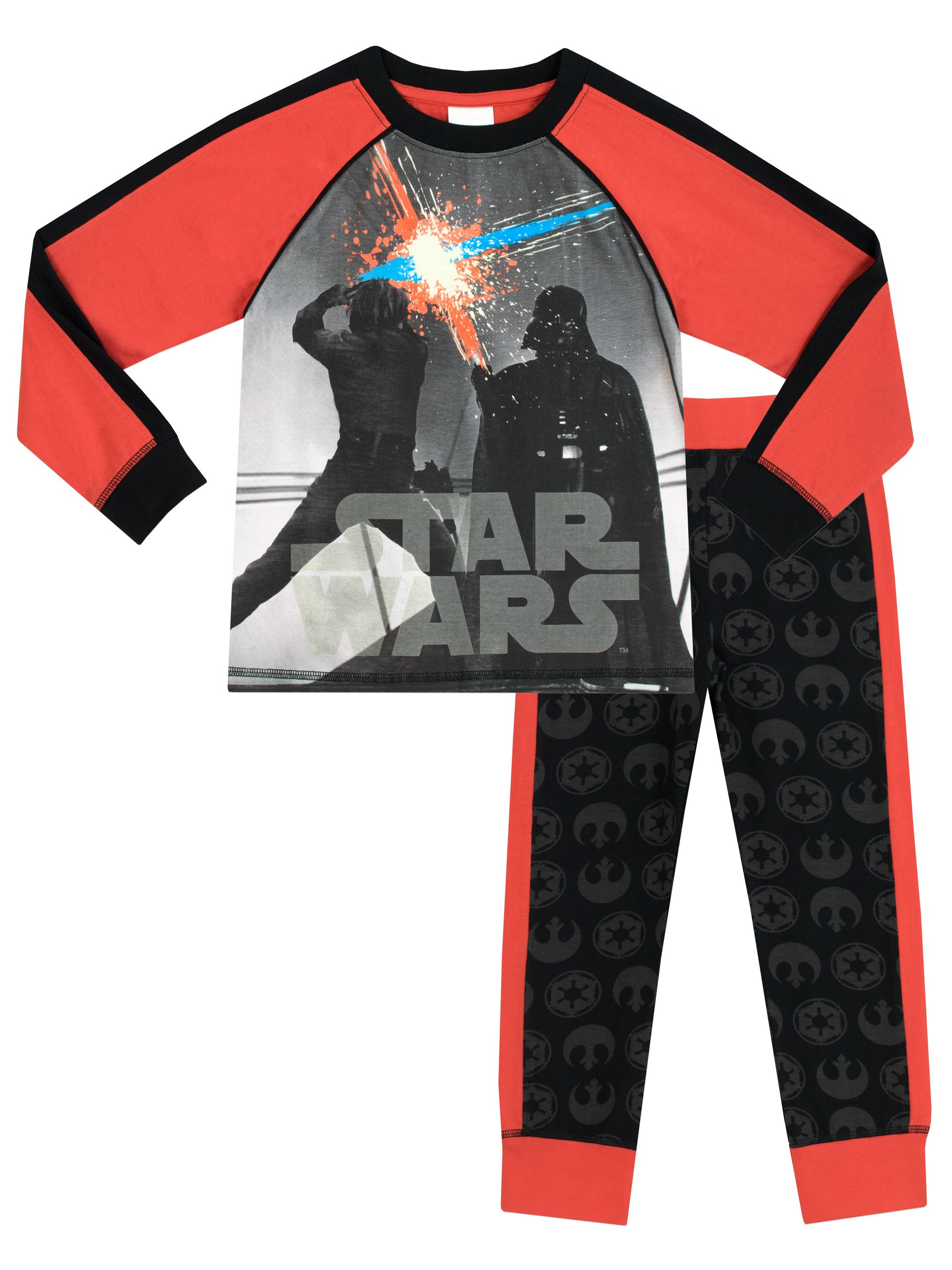 a144af4515 Star Wars - Pijama para Niños - Star Wars - Brillan En La Oscuridad product  image