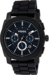 300c075a3cf Buy Fossil Dean Chronograph Black Dial Men s Watch - FS4721 Online ...