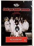 【外付け特典あり】 And yet BiSH moves.(DVD)(オリジナルB2ポスター付)