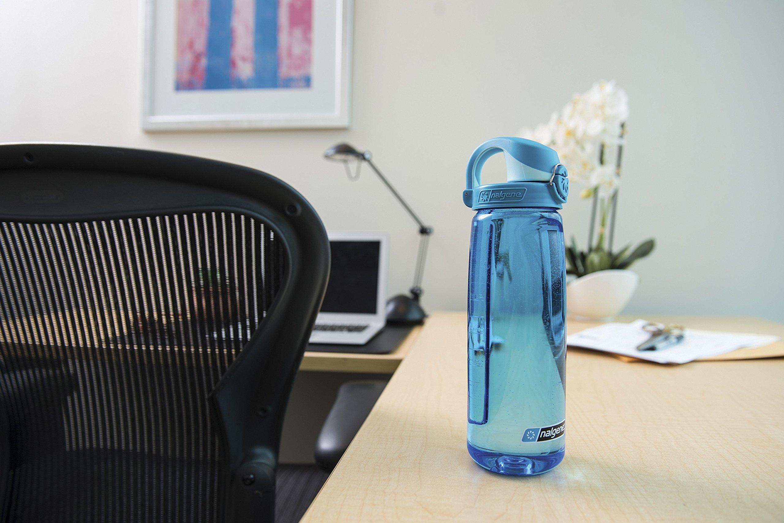 Galleon Nalgene Tritan On The Fly Water Bottle Clear