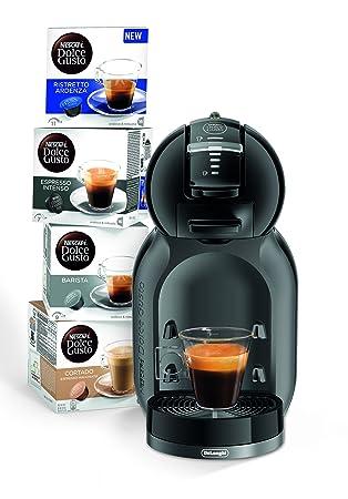 Nescafé Dolce Gusto Mini Me EDG305 - Máquina de café automática para espresso y otras bebidas