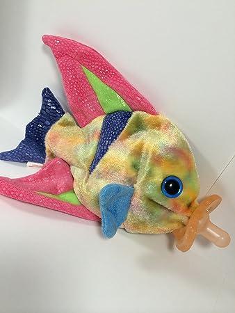 Amazon.com: Gumdrop de peluche juguete de felpa Chupete ...