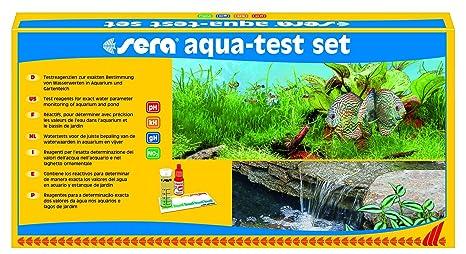 Amazon.com : Sera Aqua-Test Set Aquarium Test Kits : Aquarium Test Kits : Pet Supplies