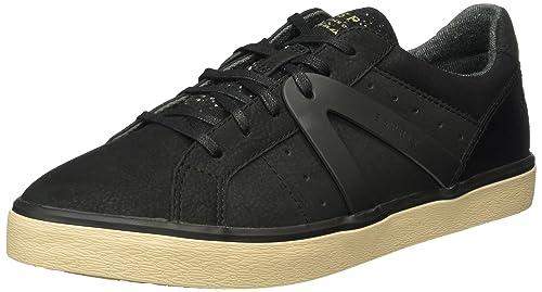 Sonet Lace Up, Zapatillas para Mujer, Negro (001 Black), 38 EU Esprit
