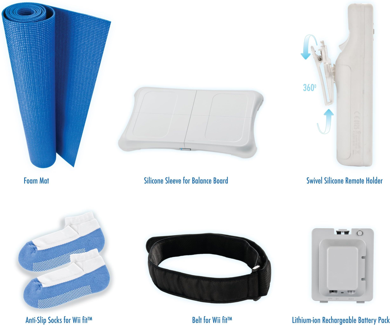 Amazon.com: Wii Fit Starter bundle 6-in-1: Video Games