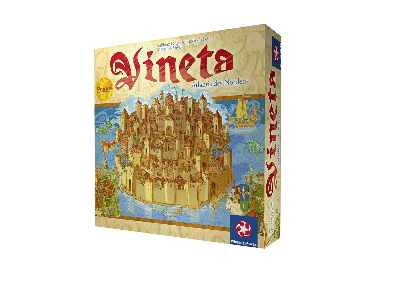 Winning Moves 20615 - Vineta - Atlantis des Nordens