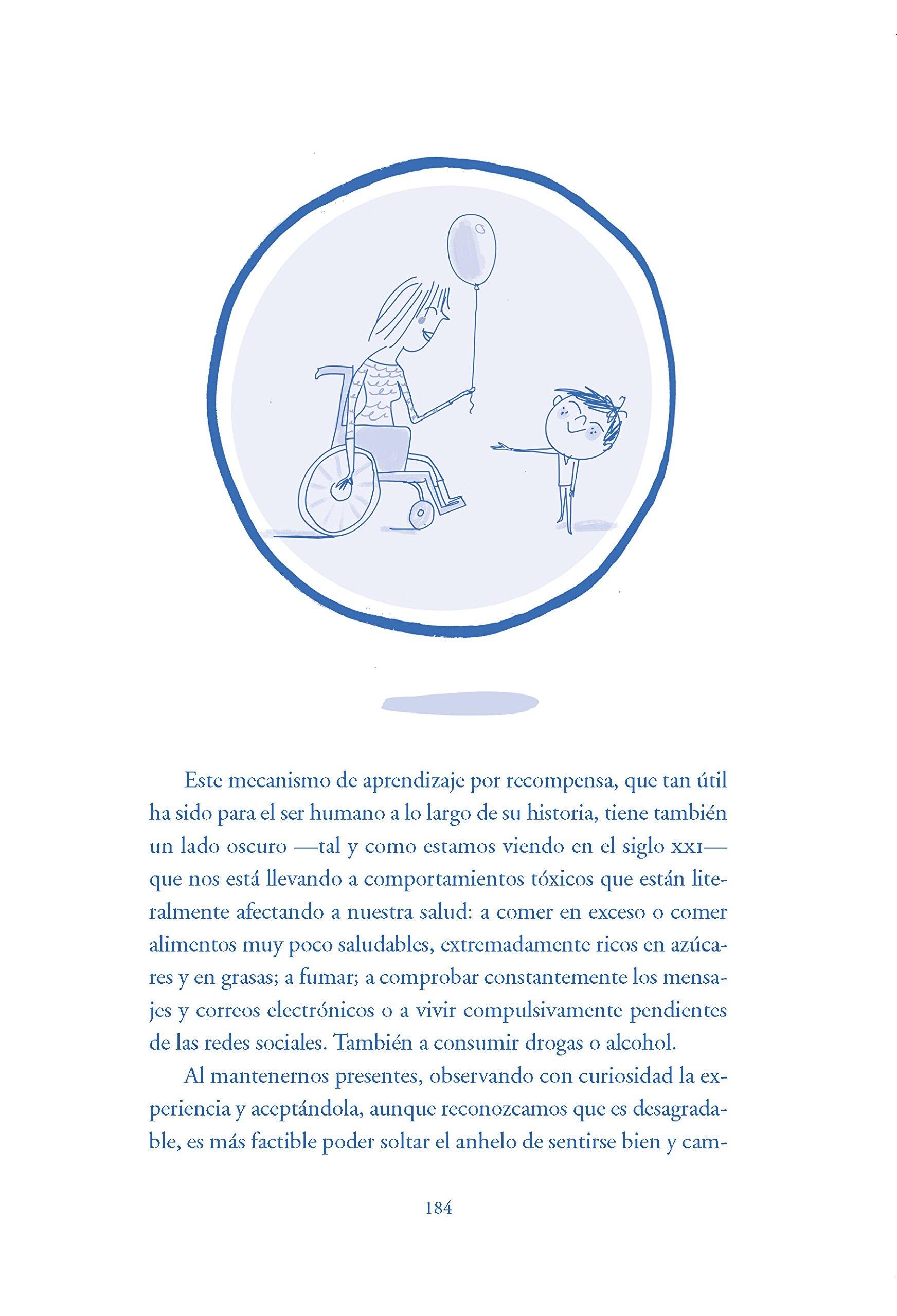 Burbujas De Paz Pequeño Libro De Mindfulness Para Niños Y No Tan Niños Nube De Tinta Amazon Es Comas Sylvia Libros