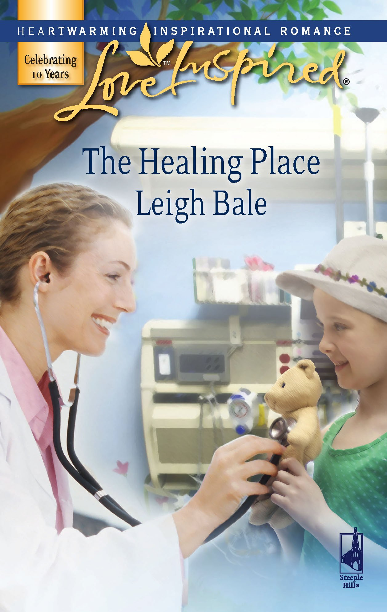 Download The Healing Place (Love Inspired #426) pdf epub