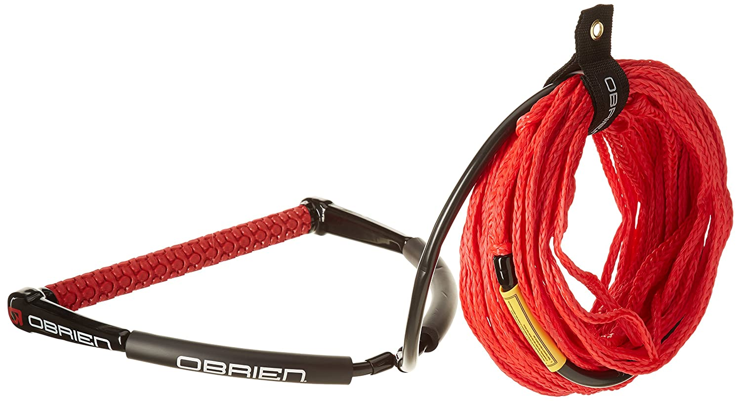 Straightline 16288 Corde de Wakeboard Mixte Adulte, Rouge STRZH|#Straightline