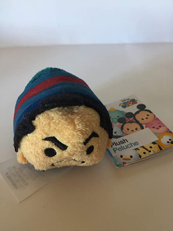 Amazon.com: Plush Disney Mulan Tsum Tsum Set of 6 Exclusive 3.5-Inch Mini: Toys & Games