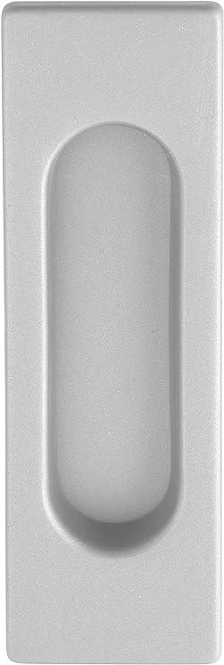 Möbelgriff – Puerta corredera EL-01 – Tirador rectangular Puerta corrediza cromo mate – Modelo 3663, 125 x 40 mm | Muebles herrajes de Juva®: Amazon.es: Bricolaje y herramientas