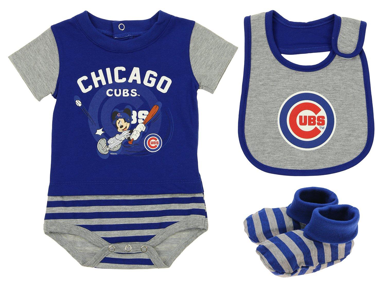 sale retailer c9969 3441d Chicago Cubs Baby Clothes Amazon