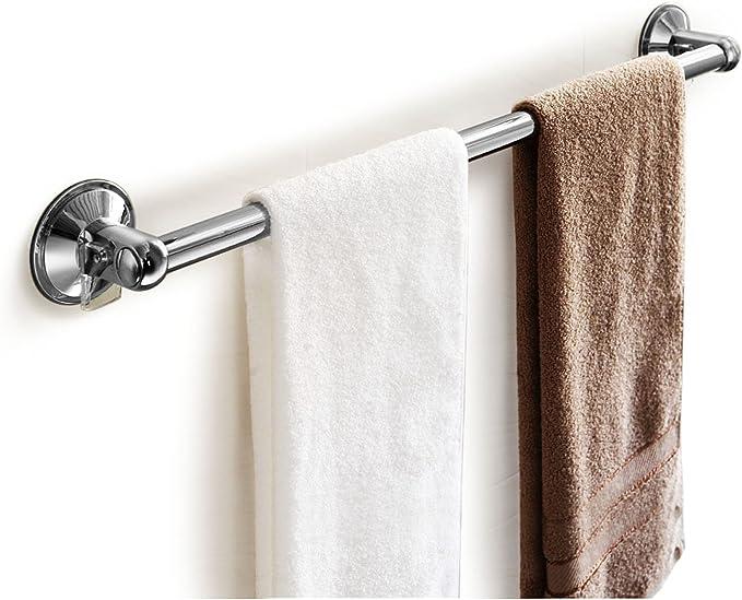 Hotel Spa Aquacare Series Insta Mount 24 Towel Bar Amazon Com