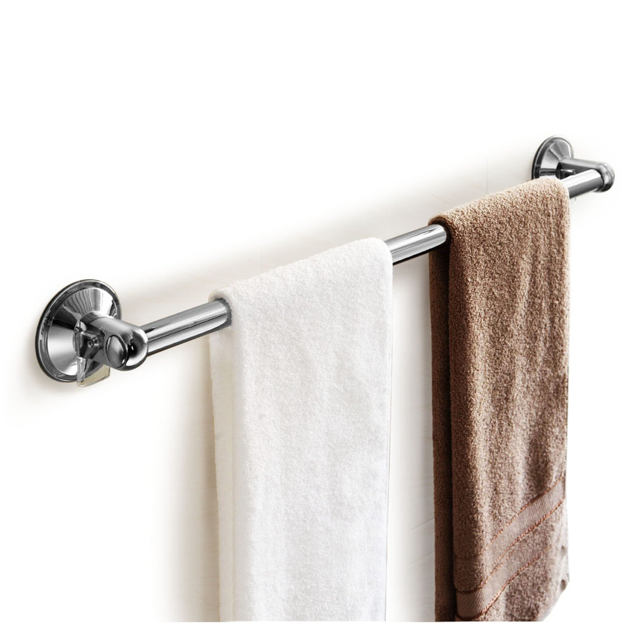HotelSpa AquaCare series Insta-mount 24'' towel Bar by HotelSpa
