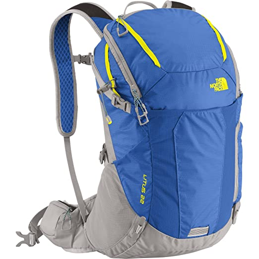 1123b3d54 Amazon.com: The North Face Litus 22 Pack Nautical Blue / Energy ...