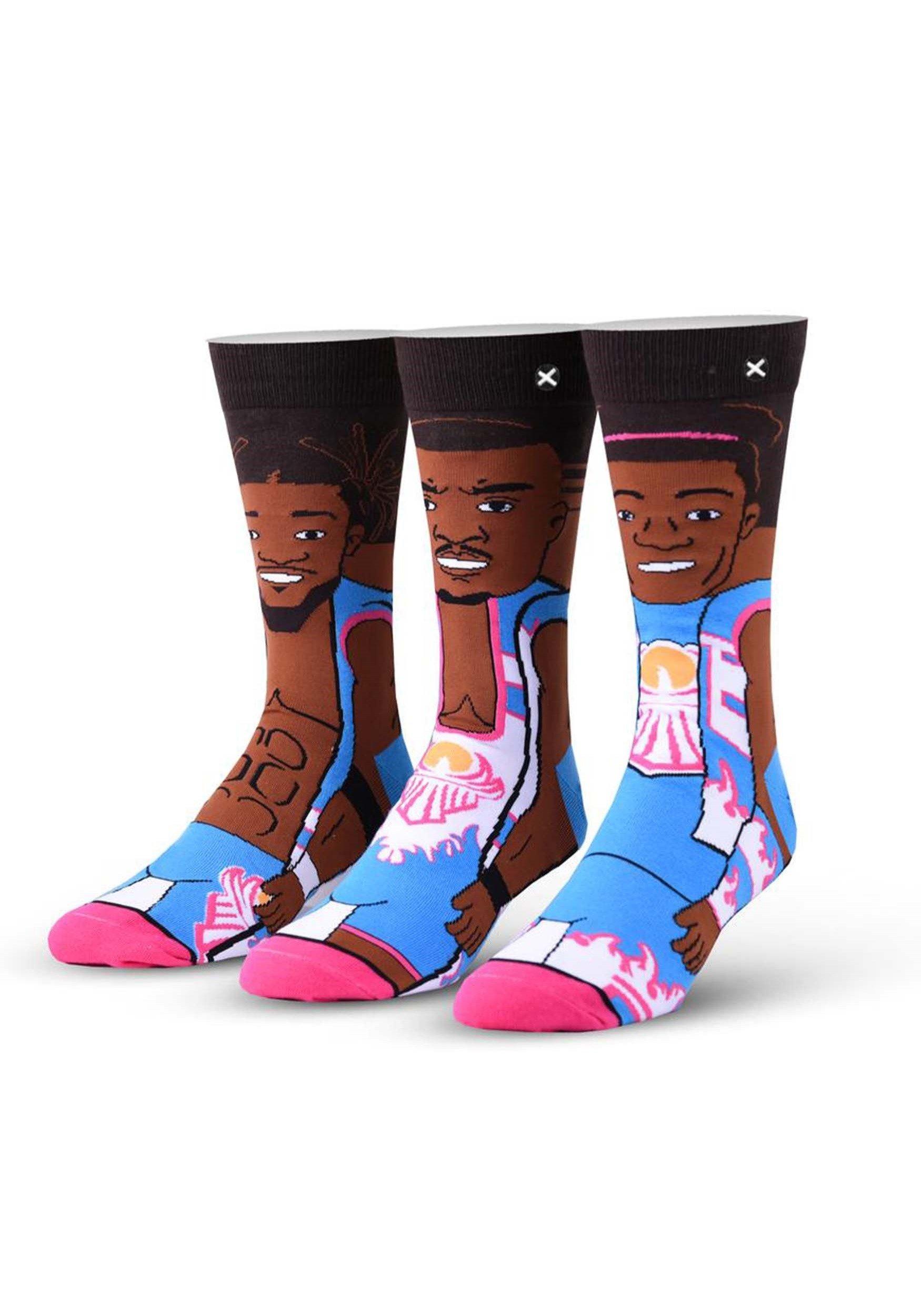 Odd Sox WWE New Day 360 Knit Socks Standard