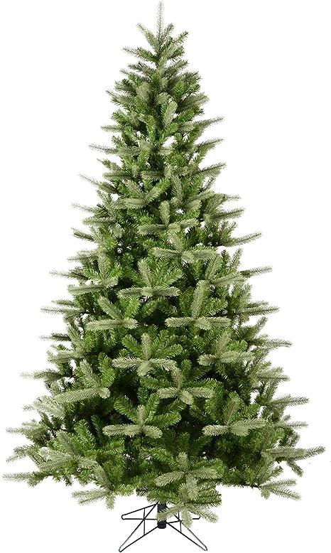 Amazon Com Vickerman 9 King Spruce Artificial Christmas Tree Unlit Faux Christmas Tree Seasonal Indoor Home Decor Home Kitchen