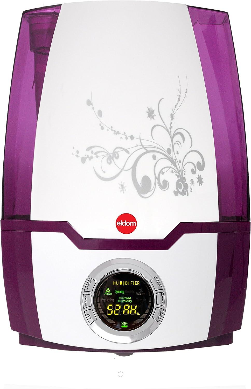 5 Liter 32 Watt elektronischer Luftbefeuchter Eldom Modellnummer: NU5