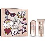 Carolina Herrera 212 VIP Rose For Women Eau de Parfum, 50ml and Body Lotion, 75ml