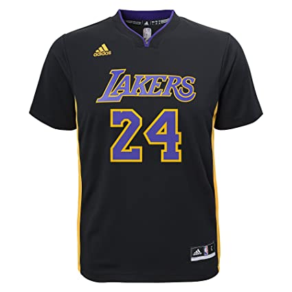 NBA Los Angeles Lakers Bryant K   24 Boys 8-20 Replica Pride Jersey f310c7795