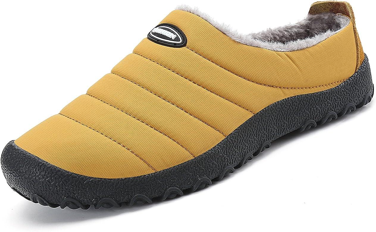 SAGUARO® Invierno Al Aire Libre Zapatillas Caliente Slippers ...