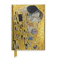 Gustav Klimt: The Kiss (Foiled Journal): 03 (Flame Tree Notebooks)