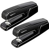 Amazon Basics Metal Stapler - Large, 20 Sheet, 2-Pack
