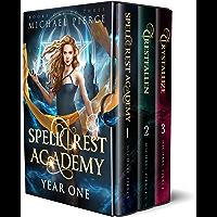 Spellcrest Academy - Year One (Spellcrest Academy Omnibus Book 1) (English Edition)