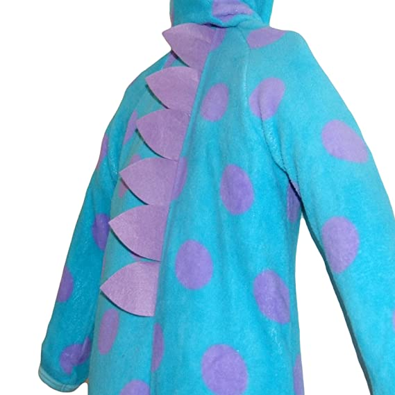 Amazon.com: Primark Essentials Boys Disney Monsters Inc. Onesie Sully Fleece Sleepsuit Costume Pyjamas 9 - 10 Years Purple: Clothing