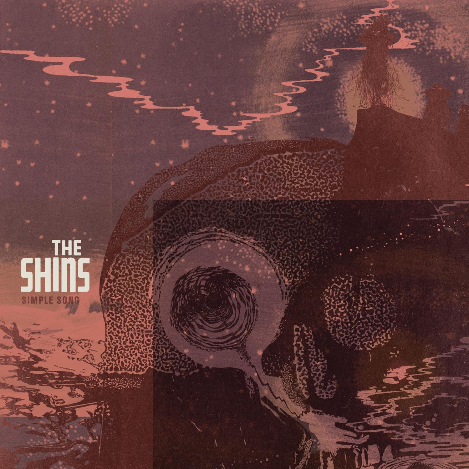 The Shins - Simple Song / September (7 Inch Single)