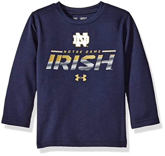 Under Armour NCAA Boys Eggo Long Sleeve Shirt