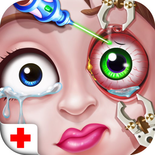 Eye Surgery Simulator - App Eye Glass